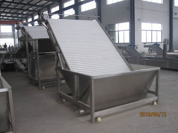 Shrimp Grading Machine